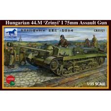 Венгерское ПТ САУ 44.M 'Зирни' 75 мм арт. 35121