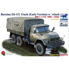 Зил-131 ранняя версия арт. 35193